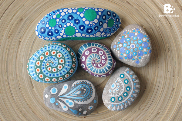 painted rocks art therapy. Black Bedroom Furniture Sets. Home Design Ideas