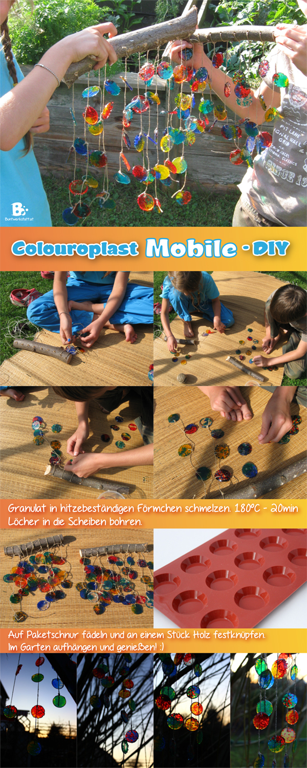 Colouraplast Mobile - DIY