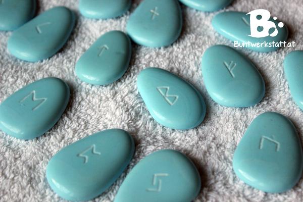 Engraving Rune Stones