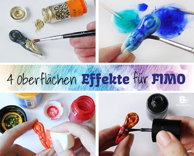 4 geniale Fimo Effekte