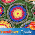 Anleitung: Traumfänger Spirale